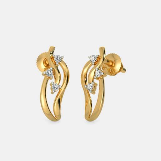 The Candra Stud Earrings