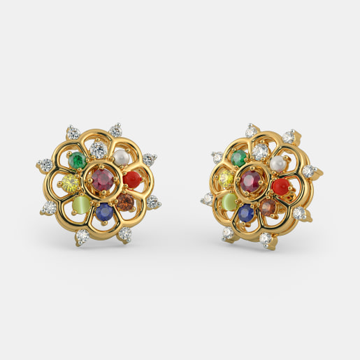 The Bhumi Suman Earrings