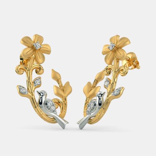 The Kalisha Hoop Earrings