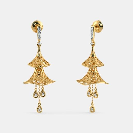 The Rumi Drop Earrings