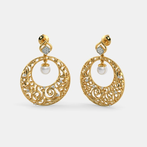 The Shireen Drop Earrings