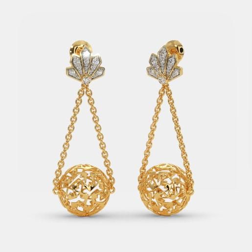 The Rosalleen Drop Earrings