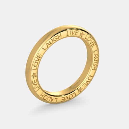 The Live Love Ring