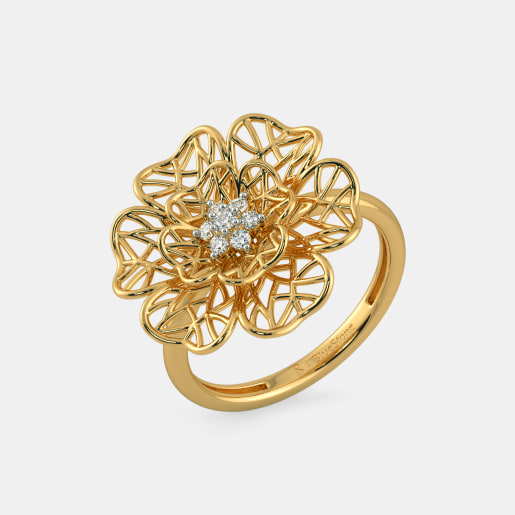 in com shop rings ring buy jewellery india online jeweldaze floral