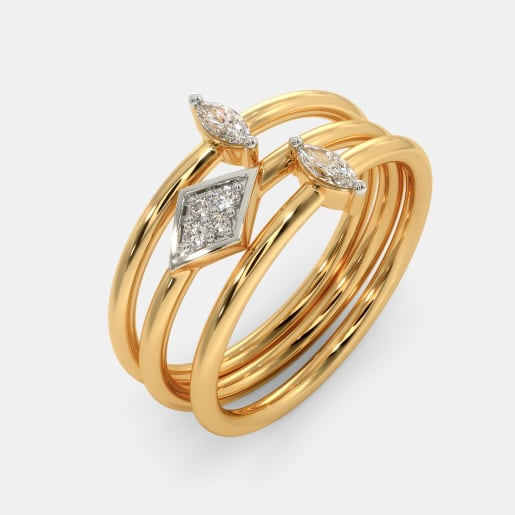 The Zurie Stackable Ring