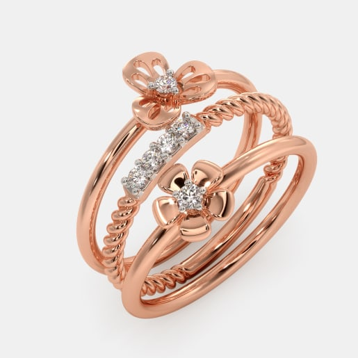 The Sieva Stackable Ring