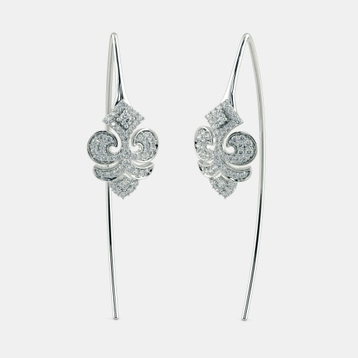 The Katayun Wire Earrings