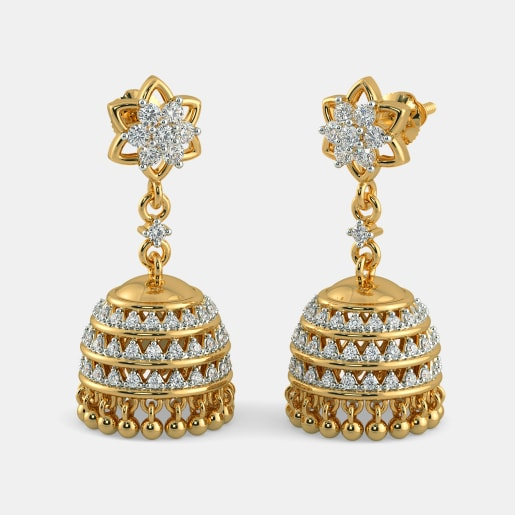 The Almas Detachable Jhumka