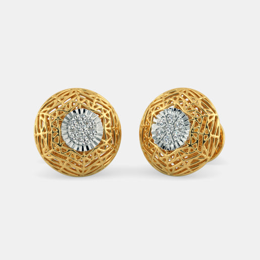 The Fedra Stud Earrings