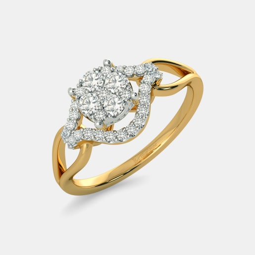 Buy 500 Womens Diamond Ring Designs Online in India 2017 BlueStone