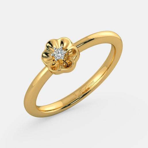 The Flourishing Floret Ring
