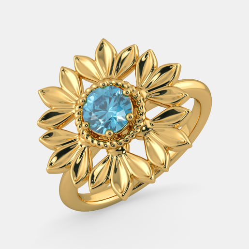 The Princess Blossom Ring