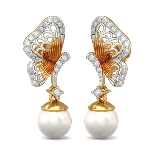 The Susan Butterfly Earrings