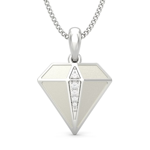 The Diamond Pendant