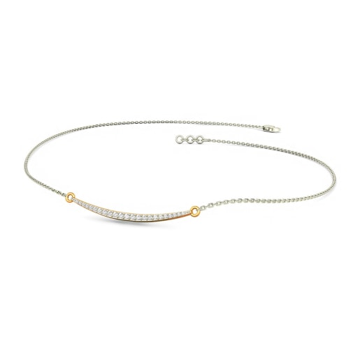 The Caprice Line Necklace