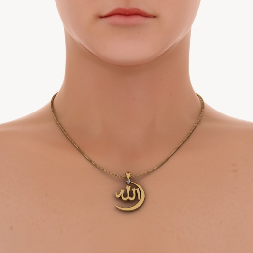 The Murabbi Pendant