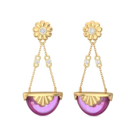 The Miela Drop Earrings