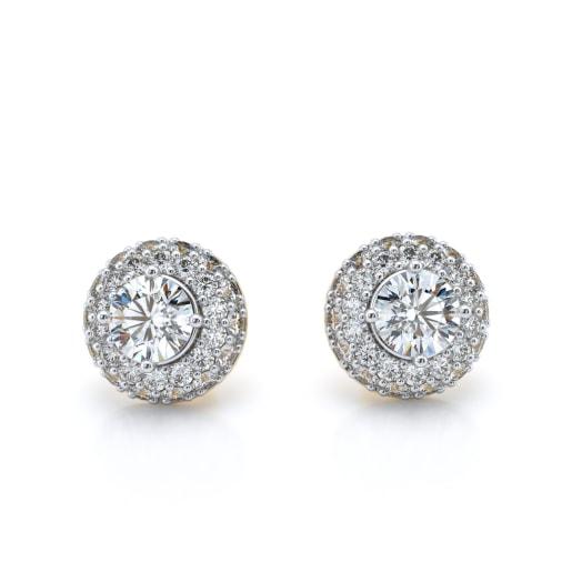 The Circular Grace Earrings
