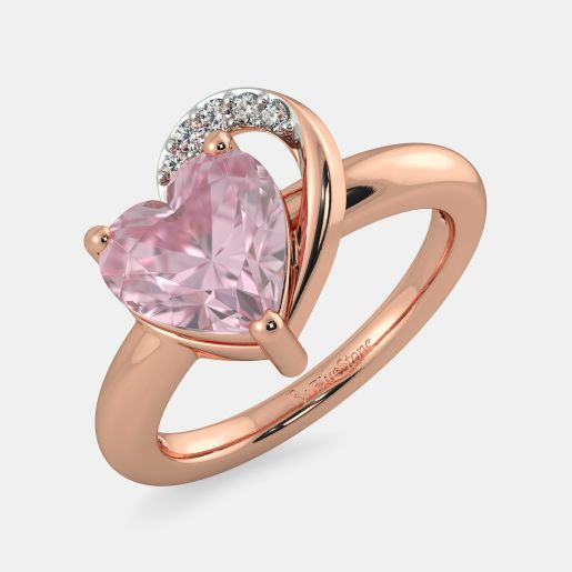 The Lia Heart Ring