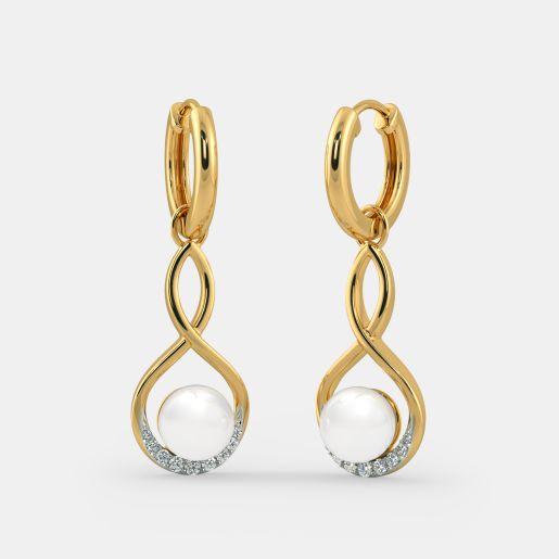 The Aqua Detachable Earrings