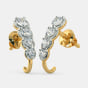 The Gauhar J Hoop Earrings