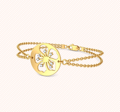 The Sunflower of Loyalty Bracelet